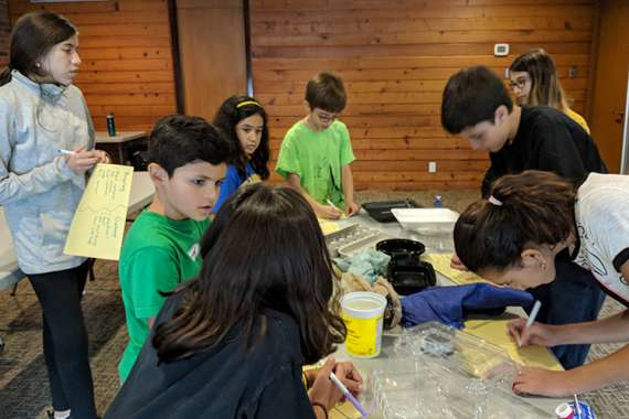 Orfe Eco-Art After School Program