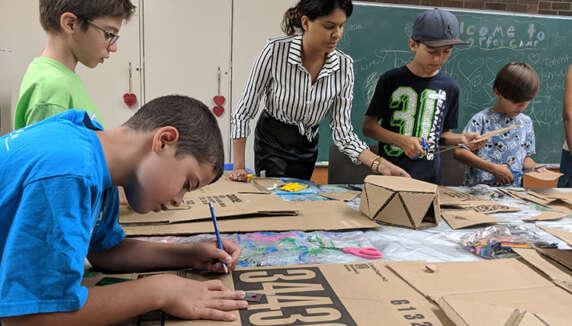 Orfe Eco Art Volunteer Oportunities