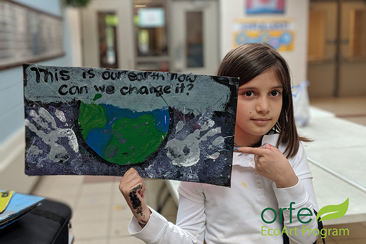 Children want to STOP Climate Change